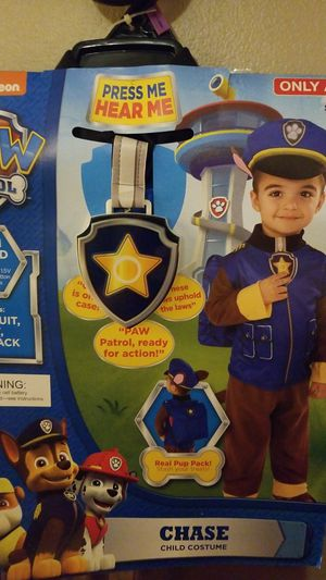 Chase from Paw Patrol for Sale in Torrance, CA