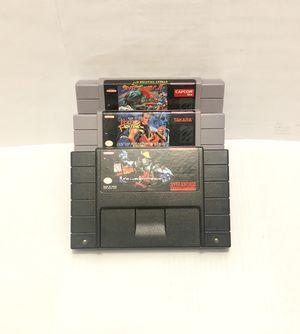 Super Nintendo games for Sale in Tavares, FL
