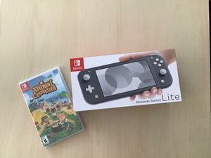 Nintendo Switch Lite Bundle for Sale in Garden Grove, CA