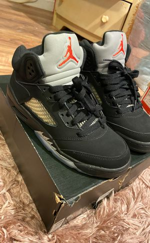 Air Jordan 5 Retro Youth for Sale in West Covina, CA