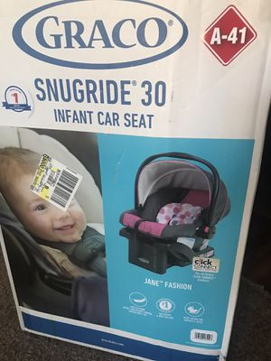 Brand new in box car seat for Sale in Fort Worth, TX