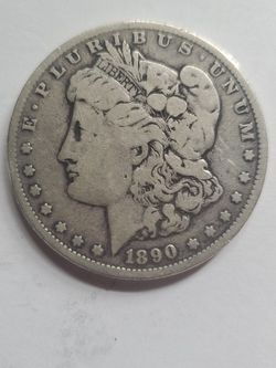1890 O Morgan Silver Dollar for Sale in Karns City,  PA