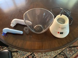 Conair Personal Facial Steamer with pores cleaner & face massager for Sale in Frisco, TX