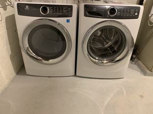 Practically new washer dryer set $500 for Sale in Los Angeles, CA