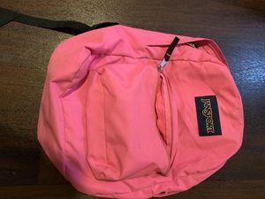 Pink Jansport Backpack for Sale in Cedar Park, TX