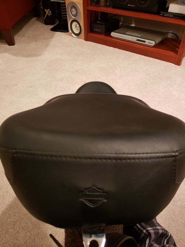 Brand New H.D. seat with strape
