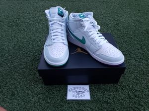 Air Jordan 1 Mid Pre Game Pack Mindfulness Luka Doncic Brand New Size 10 $150 for Sale in Las Vegas, NV