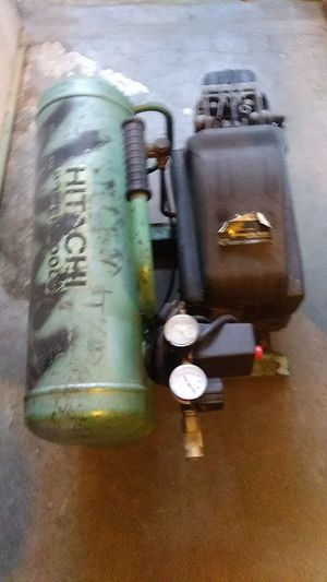 Hitachi air compressor for Sale in Baldwin Park, CA