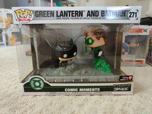 Funko Pop: Green Lantern & Batman Comic Moments 269 for Sale in San Diego, CA
