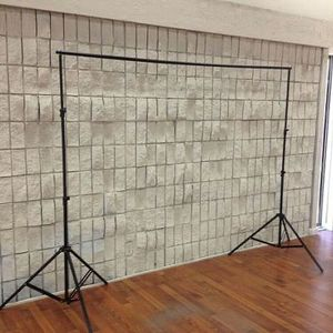 New in box 7 feet tall expand up to 10 feet wide back drop photography backdrop stand for Sale in San Dimas, CA