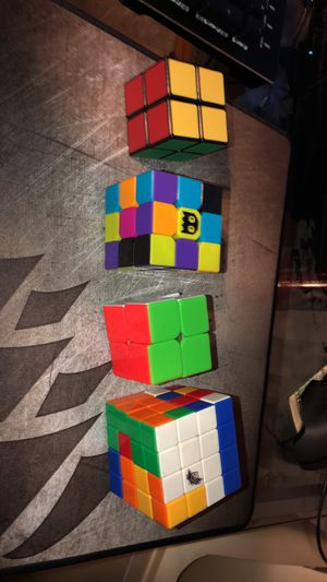 Rubik's cube for Sale in Coolville, OH