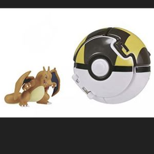Pokemon Takara Tomy Charizard & Ultra Ball (Read description) for Sale in Brooklyn, NY