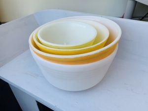 Pyrex bowls for Sale in Monroe, NC