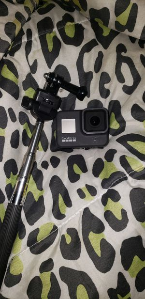 Black Hero8 GoPro w/ Mount & if needed a type-C charger! for Sale in Douglasville, GA