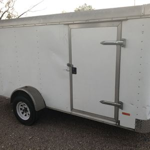 Pace Worksport 6x12 Enclosed Trailer for Sale in Mesa, AZ