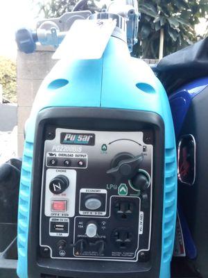 Pulsar 2200 watt guiet portable generator for Sale in Long Beach, CA