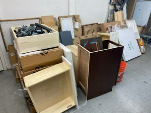 Miscellaneous cabinet drawers and panels for Sale in Phoenix, AZ