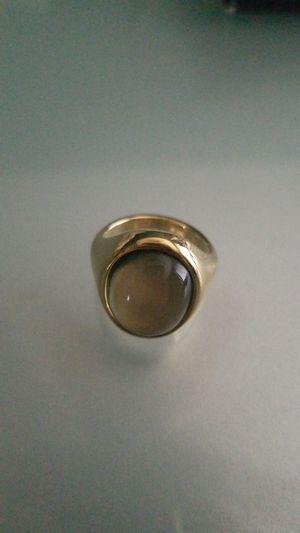 Size 7 fashion mood ring goldtone for Sale in Laurel, DE