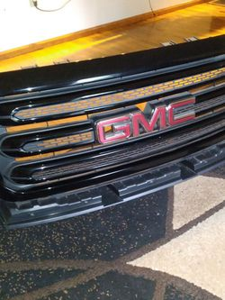 Gmc Sierra Denali Front Grill for Sale in Federal Way,  WA