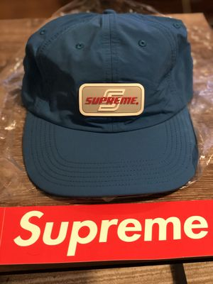 "Supreme ""Reflective Patch 6-Panel"" Blue for Sale in Trenton, NJ"