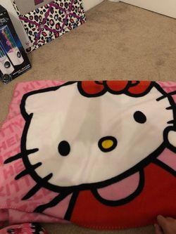 Hello Kitty Blanket!! for Sale in Virginia Beach,  VA