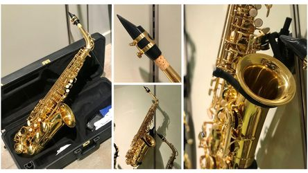 ***LIMITED TIME CLEARANCE*** Student Series Alto Saxophone for Sale in Portland,  OR