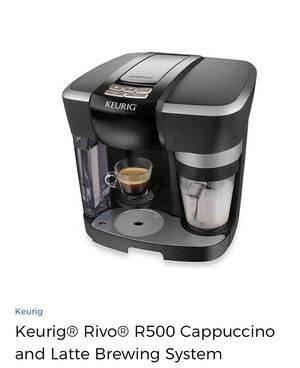 Keurig Cappuccino and Latte System for Sale in Oklahoma City, OK