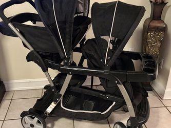 Graco Double stroller for Sale in Brandon,  FL