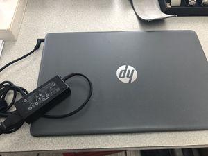 """Hp laptop model 15"""" for Sale in Miami, FL"""