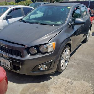 2012 chevy sonic for Sale in Vernon, CA