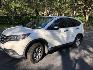2014 HONDA CRV LX for Sale in Brandon, FL