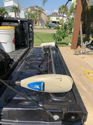 Motorguide Trolling Motor for Sale in Deer Park, TX