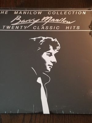 The Manilow Collection Barry Manilow Twenty Classic Hits NEW Vinyl LP Album for Sale in Hinsdale, IL