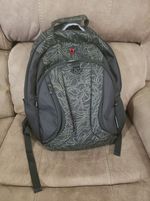 Swiss Wenger laptop backpacks. Variety of colors available. Brand new