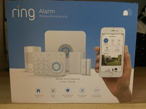 Ring Security system kit $160 or best offer for Sale in Houston, TX