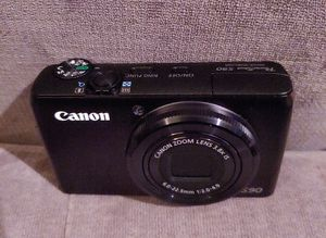 Canon Powershot S90 10 MP Digital Camera for Sale in Edmonds, WA