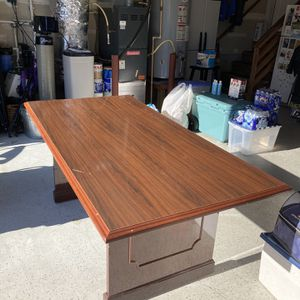 72 X 36 Wood Conference Table for Sale in Chesterfield, VA