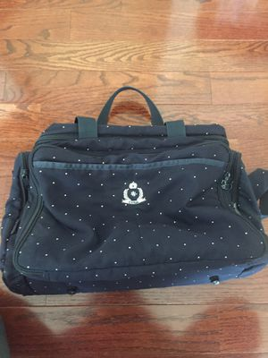 Baby diaper bag with diaper mat for Sale in Germantown, MD