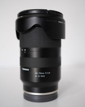 Tamron 28-75mm f/2.8 Lens for Sony E for Sale in Fort Lauderdale, FL