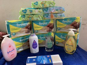 Pampers preemie for Sale in Tacoma, WA