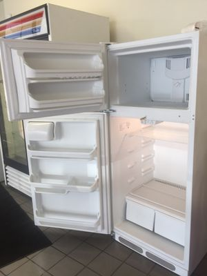 We have 2 top freezer refrigerators for sale each one is selling for $300.00 for Sale in San Antonio, TX