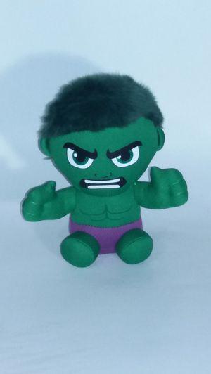 Hulk plushy for Sale in Tacoma, WA