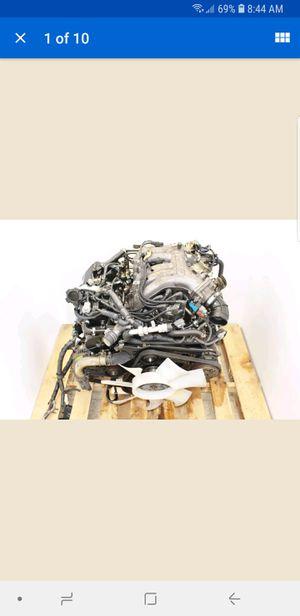 Used JDM Nissan Frontier 2000-2004 3.3L V6 VG33 Engine for Sale in Atlanta, GA