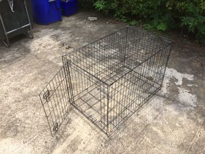 Dog Crate Kennel for Sale in Raleigh, NC