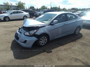 2012 Hyundai Accent - auto - 105,000 miles - runs and drives- SALVAGE TITLE for Sale in Dearborn, MI