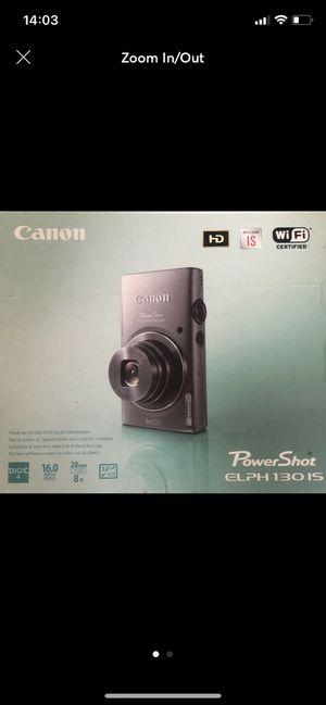 Canon powershot ELP130 IS for Sale in Philadelphia, PA