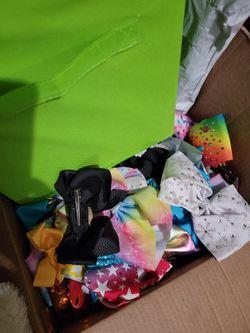 Jojo Bows 3$ Each!  for Sale in San Bernardino, CA