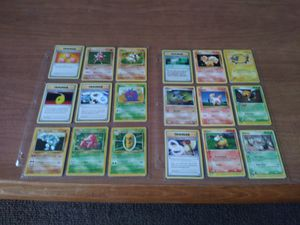 Vintage 1995-2000 pokemon cards for Sale in Antioch, CA