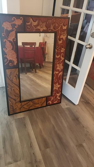 Gorgeous Pier One Import Mirror For Sale !! Looks New ;) for Sale in Fort Lauderdale, FL