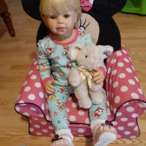 Reborn Toddler Baby girl Doll For Sale for Sale in Scottsdale, AZ